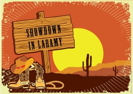 Showdown in Laramy